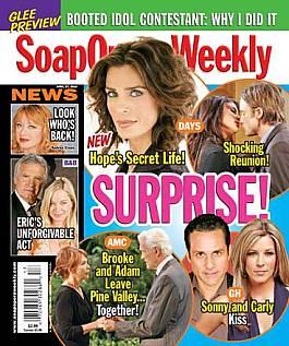 Soap Opera Weekly April 27, 2010