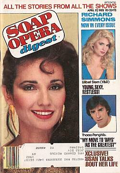 Soap Opera Digest - April 27, 1982