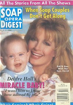 Soap Opera Digest April 27, 1993