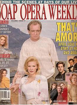 Soap Opera Weekly April 27, 1993