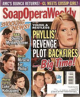 Soap Opera Weekly April 28, 2009