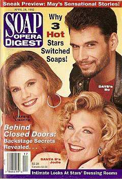 Soap Opera Digest April 28, 1992