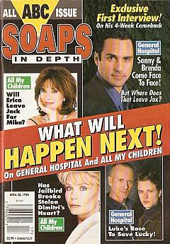 ABC Soaps In Depth - April 28, 1998