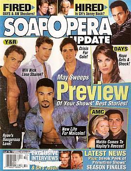 Soap Opera Update April 28, 1998