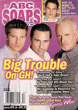 ABC Soaps In Depth April 29, 2003