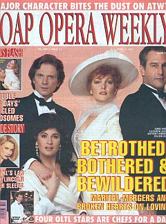 Soap Opera Weekly April 2, 1991