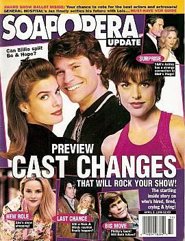 Soap Opera Update April 2, 1996