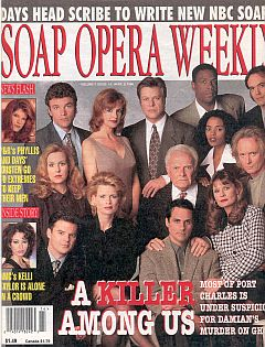 Soap Opera Weekly April 2, 1996
