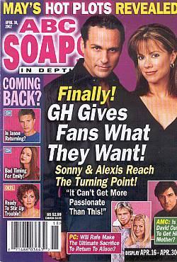 ABC Soaps In Depth April 30, 2002