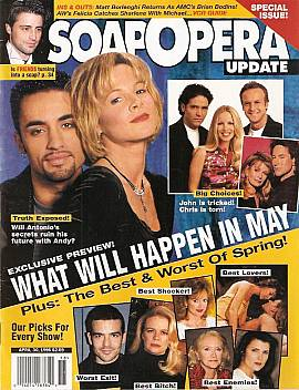 Soap Opera Update April 30, 1996