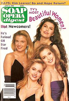 April 3, 1990 Soap Opera Digest
