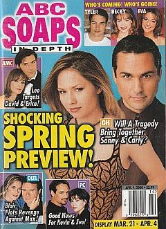 ABC Soaps In Depth April 4, 2000