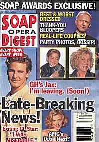 Soap Opera Digest - April 4, 2000
