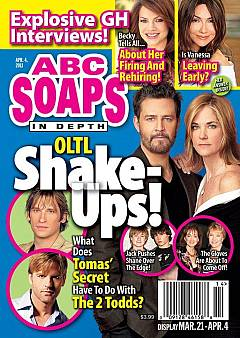 ABC Soaps In Depth April 4, 2011