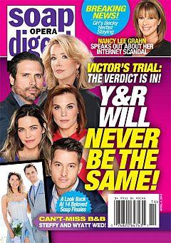 Soap Opera Digest April 4, 2016