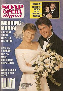 April 4, 1989 Soap Opera Digest