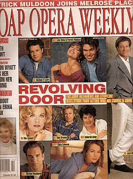 Soap Opera Weekly April 4, 1995