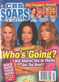 CBS Soaps In Depth April 5, 2005