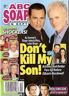 ABC Soaps In Depth April 5, 2010