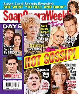 Soap Opera Weekly - April 5, 2011