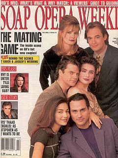 Soap Opera Weekly April 5, 1994