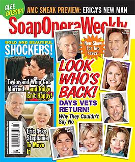 Soap Opera Weekly April 6, 2010