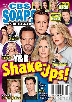 CBS Soaps In Depth April 6, 2015