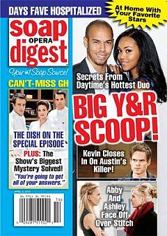 Soap Opera Digest April 6, 2015