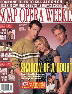 Soap Opera Weekly April 7, 1998