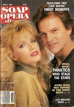 Soap Opera Digest April 8, 1986