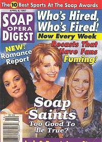 Soap Opera Digest - April 8, 1997
