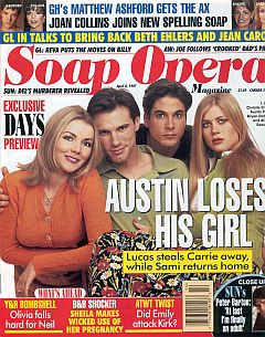 Soap Opera Magazine April 8, 1997