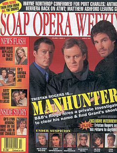 Soap Opera Weekly April 8, 1997
