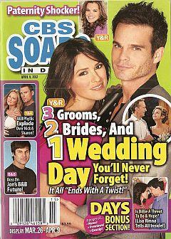 CBS Soaps In Depth April 9, 2012