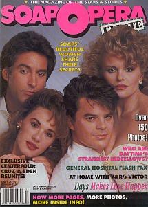 Soap Opera Update April 9, 1990