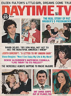 Daytime TV - May 1971