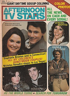 Afternoon TV Stars May 1976