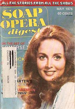 May 1976 issue of Soap Opera Digest