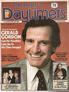 Rona Barrett's Daytimers May 1977