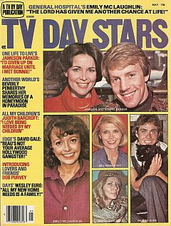 TV Day Stars May 1977