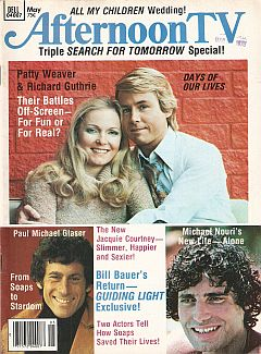 May 1978 issue of Afternoon TV soap opera magazine