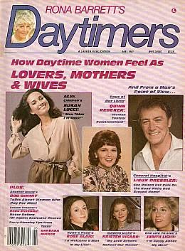 Rona Barrett's Daytimers May 1981