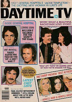 Daytime TV - May 1982