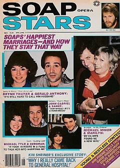 Soap Opera Stars May 1982