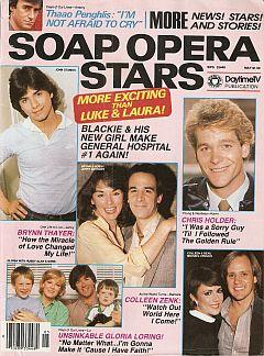 Soap Opera Stars May 1983