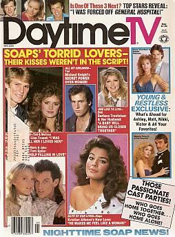 Daytime TV - May 1986