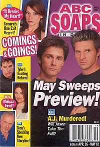 ABC Soaps In Depth May 10, 2005