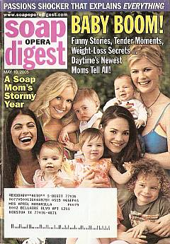 Soap Opera Digest May 10, 2005