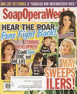 Soap Opera Weekly - May 10, 2011