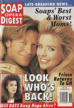Soap Opera Digest - May 10, 1994
